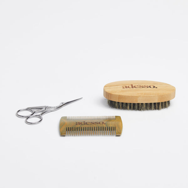 The Beard Grooming Set