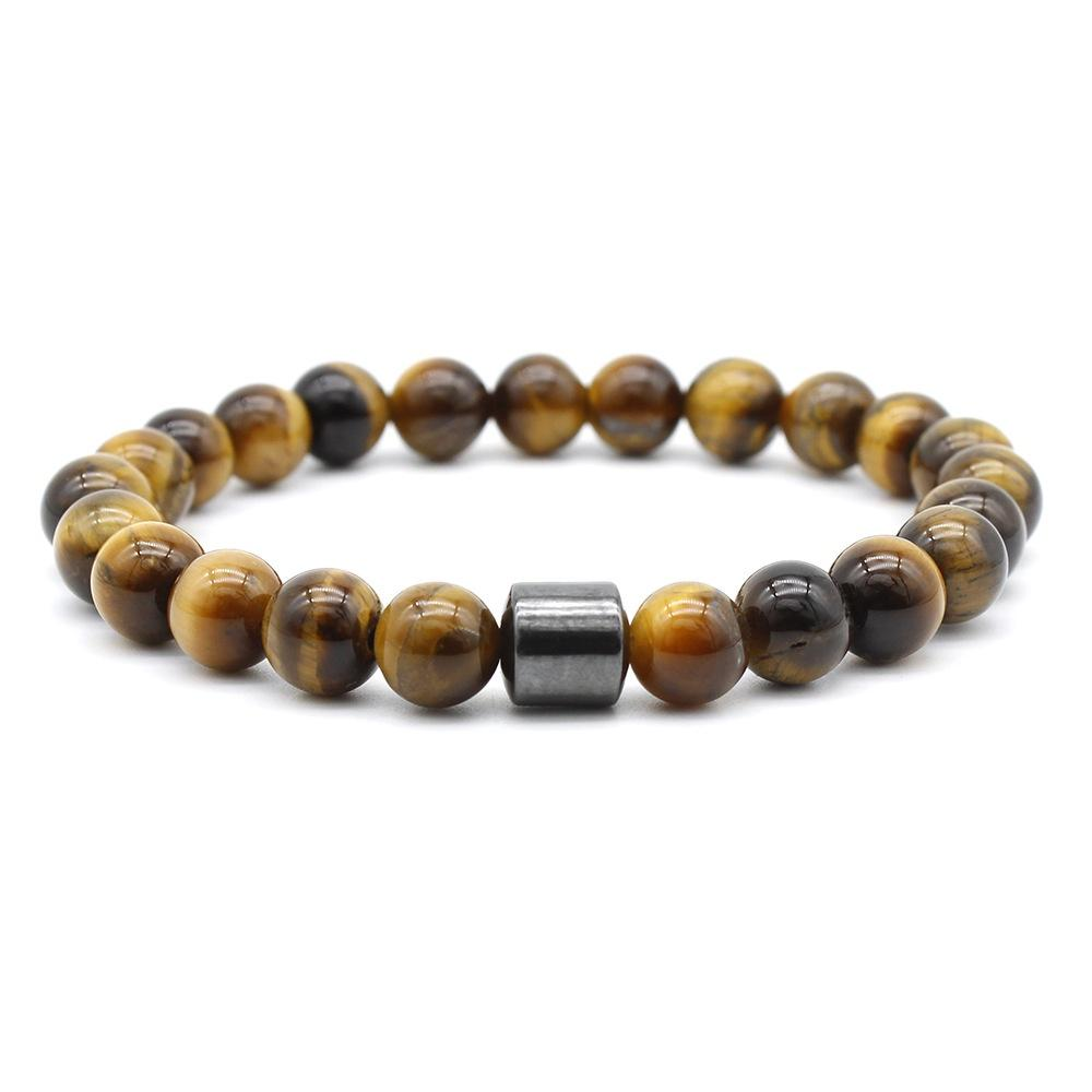 Tigers Eye Hematite Bracelet Bracelets Sirocco Fan Accessories