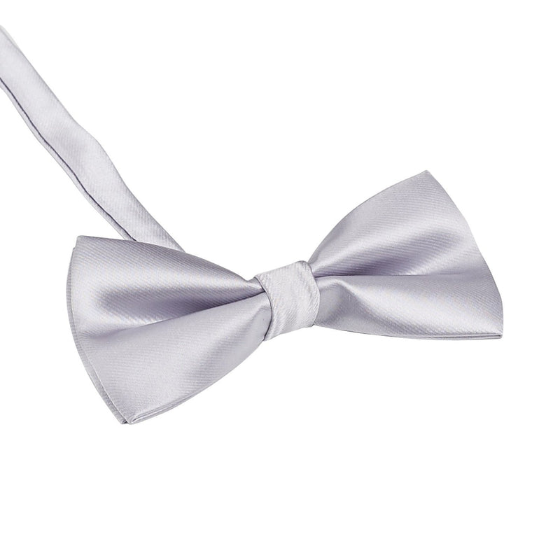 Silver Bow Tie Bow Ties Adesso Accessories