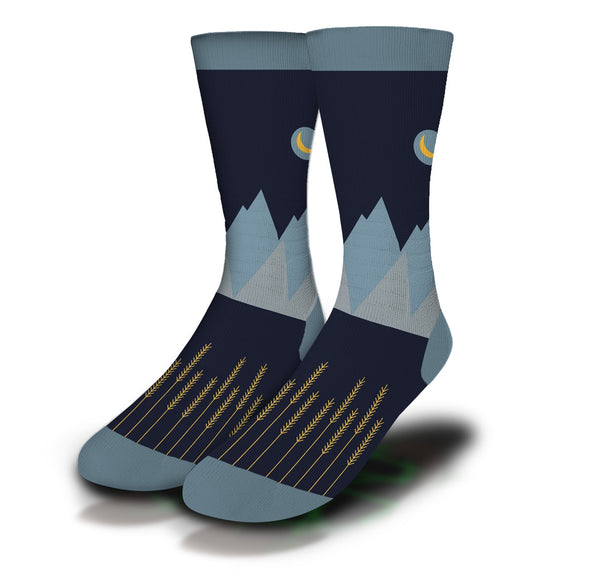 IFSSA Rocky Mountains Socks