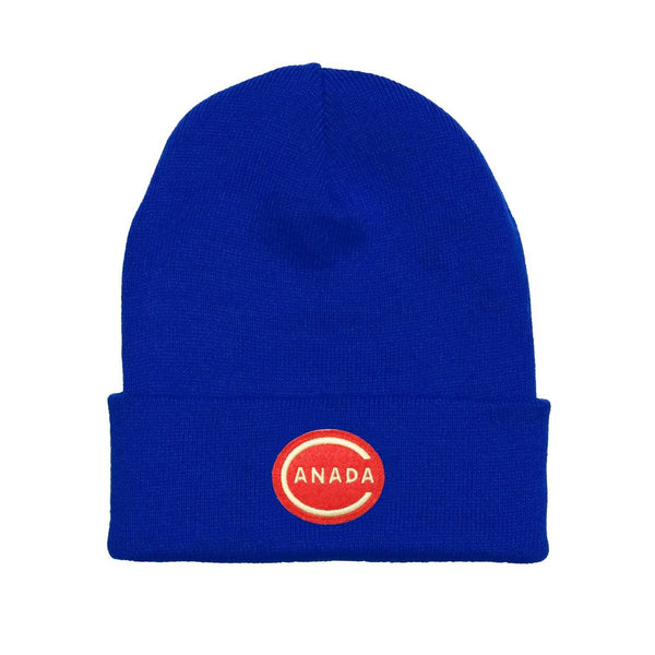 Flannel Foxes Canada Toque - Royal Apparel Flannel Foxes