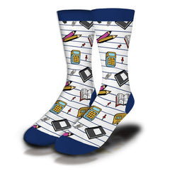 Preorder: Dr. Alice Lee Classroom Champions Sock