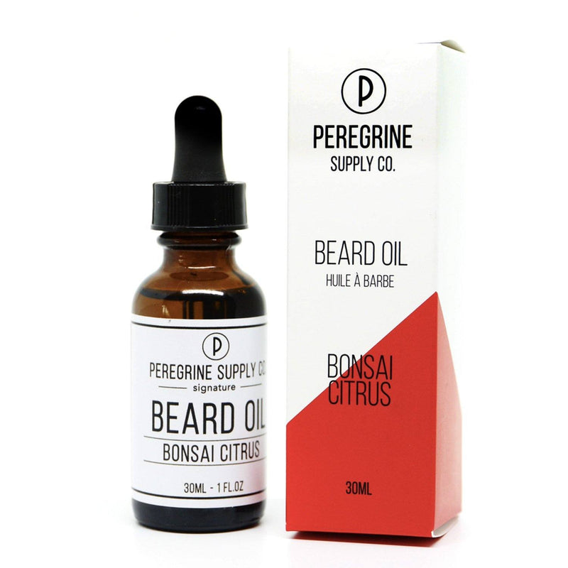 Bonsai Citrus Beard Oil Subscription Items Peregrine Supply Subscription