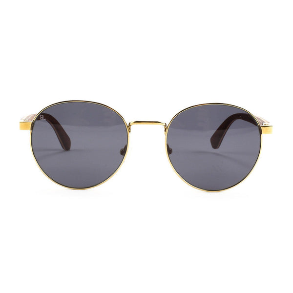 Dominico Sunglasses Sunglasses Adesso Accessories Gold