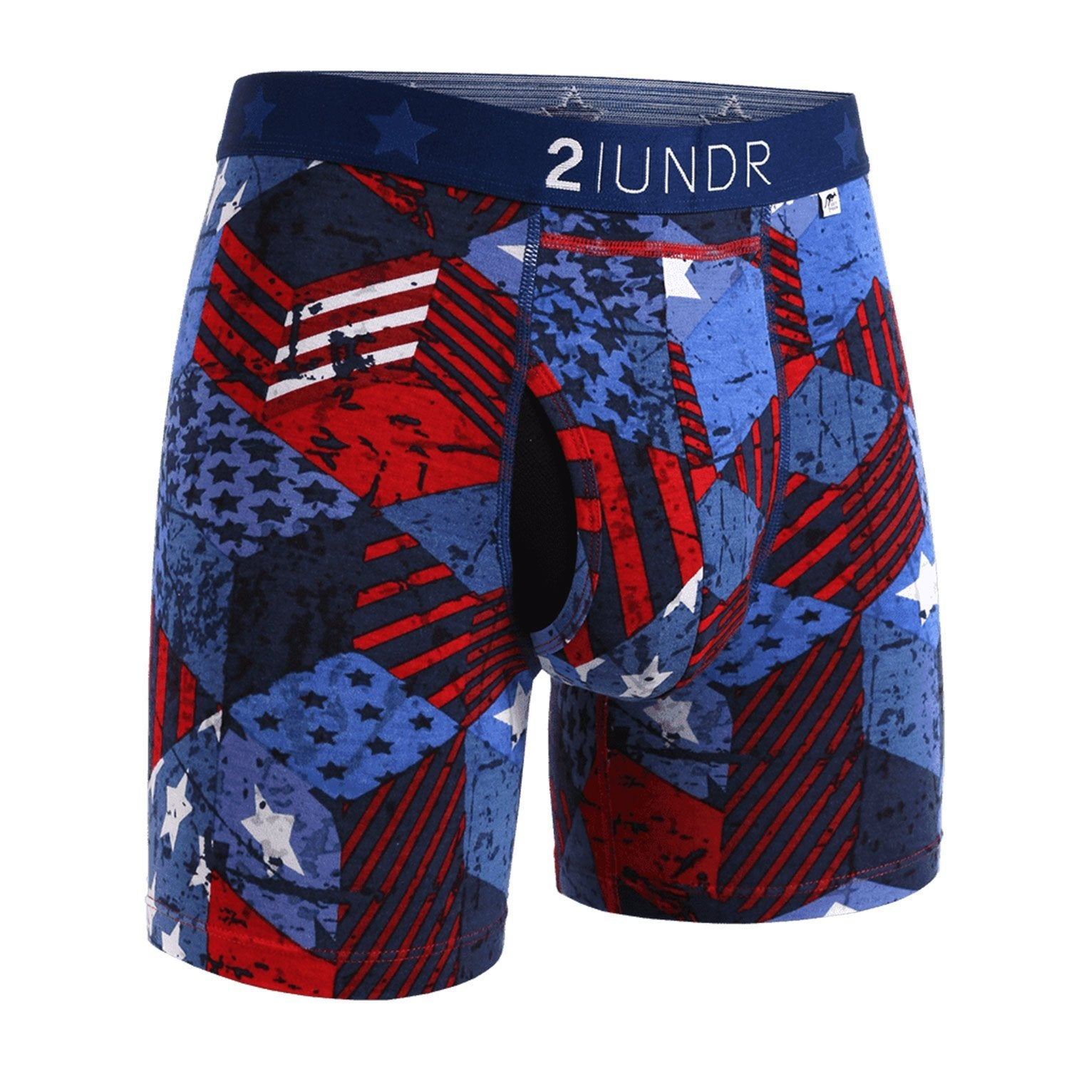 2 UNDR Swing Shift Boxer Brief - Freedom Underwear 2UNDR