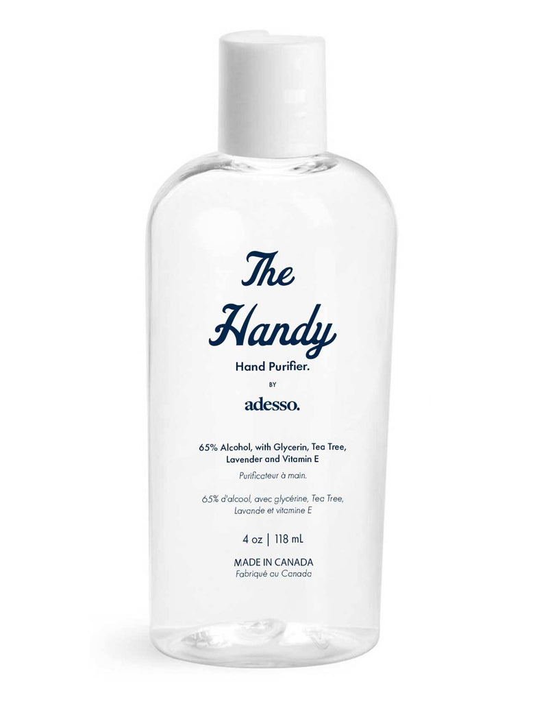 The Handy Hand Purifier Grooming Supplies Adesso Accessories