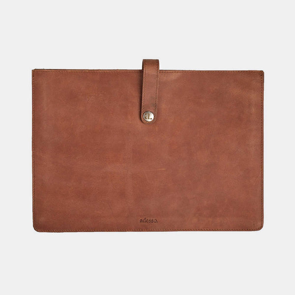 Laptop Sleeve Brown