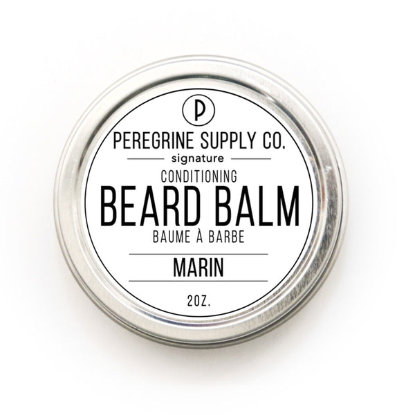 Peregrine Supply Co. Marin Beard Balm