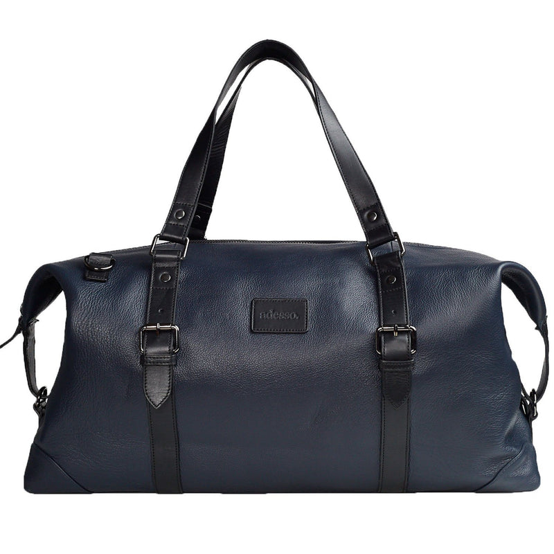 Roberto Modern Duffle Bag Leather Goods Adesso Accessories