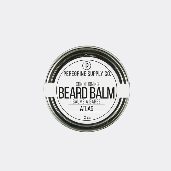 Peregrine Supply Co. Atlas Beard Balm