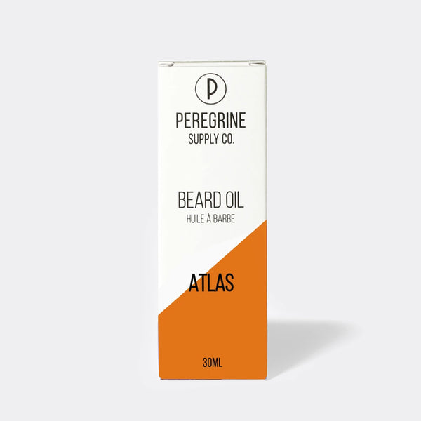 Peregrine Supply Co. Atlas Beard Oil
