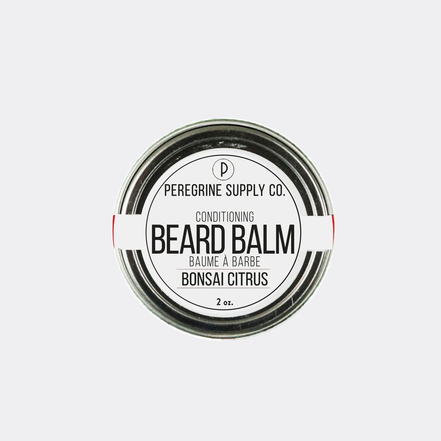Peregrine Supply Co. Bonsai Citrus Beard Balm