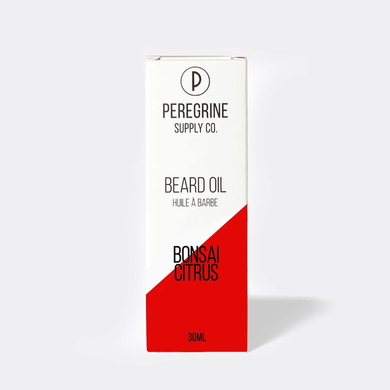 Peregrine Supply Co. Bonsai Citrus Beard Oil