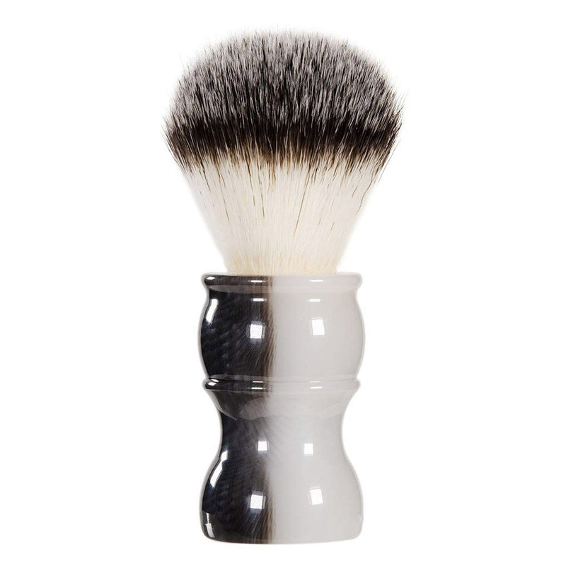 Black and Grey Resin Synthetic Brush