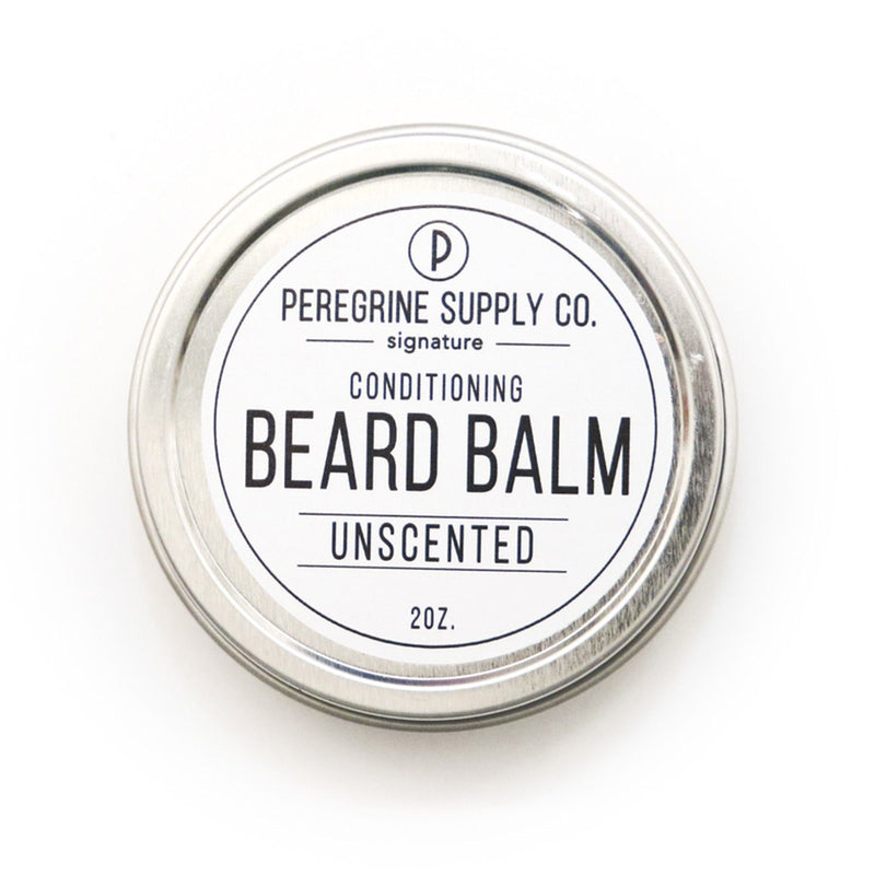 Peregrine Supply Co. Unscented Beard Balm Grooming Supplies Peregrine Supply Co