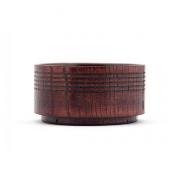 Wooden Shaving Soap Bowl