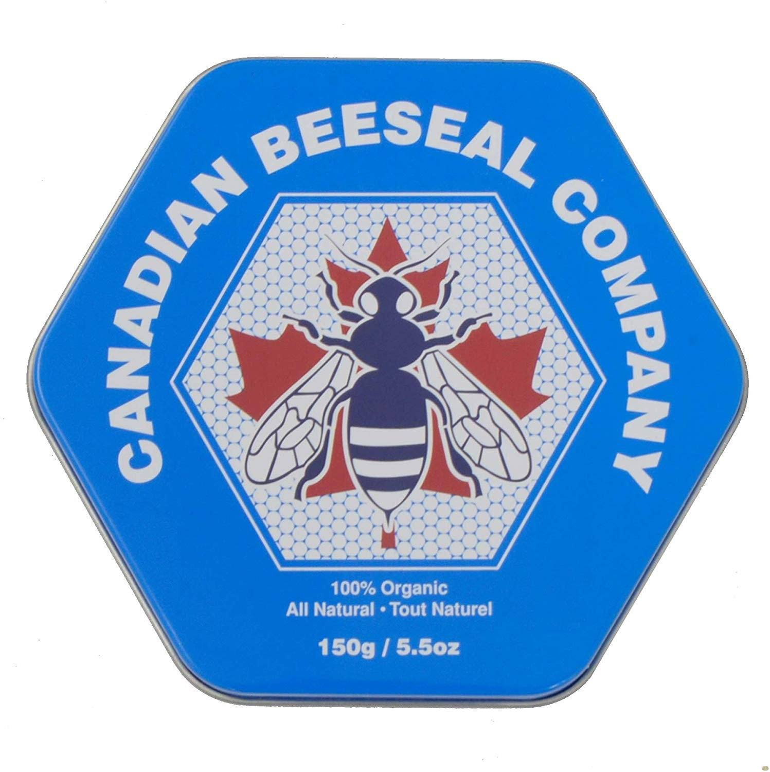 Canadian Beeseal Leather Protector Grooming Supplies Canadian Beeseal