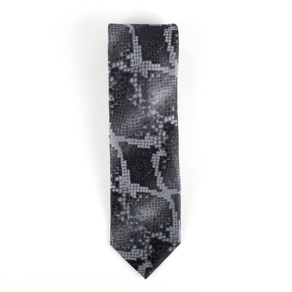 Silk Python Tie Neckties Sirocco Fan Accessories