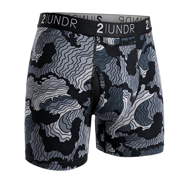 2UNDR Swing Shift Boxer Brief - Tsunami Underwear 2UNDR