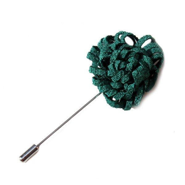 Forest Flower Pin Lapel Pin Adesso Accessories