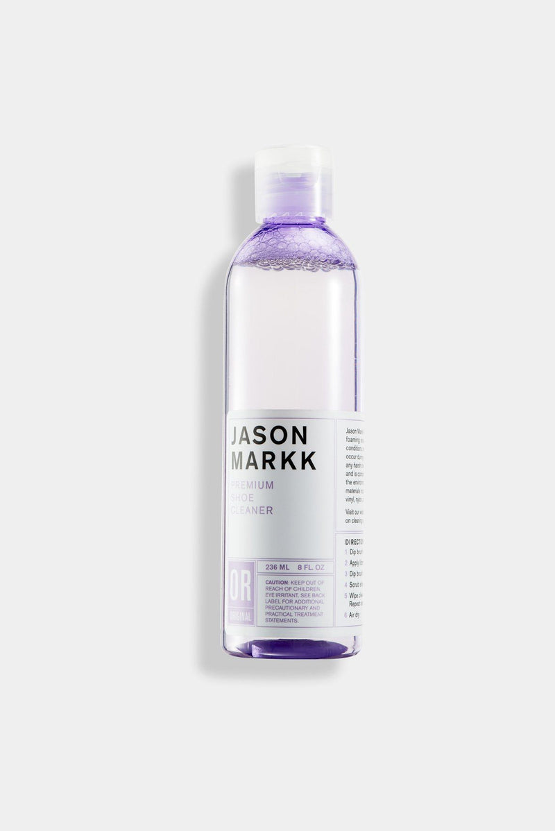 8 oz Premium Show Cleaner Shoe Care Jason Markk
