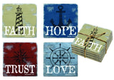 Nautical Collection Coasters