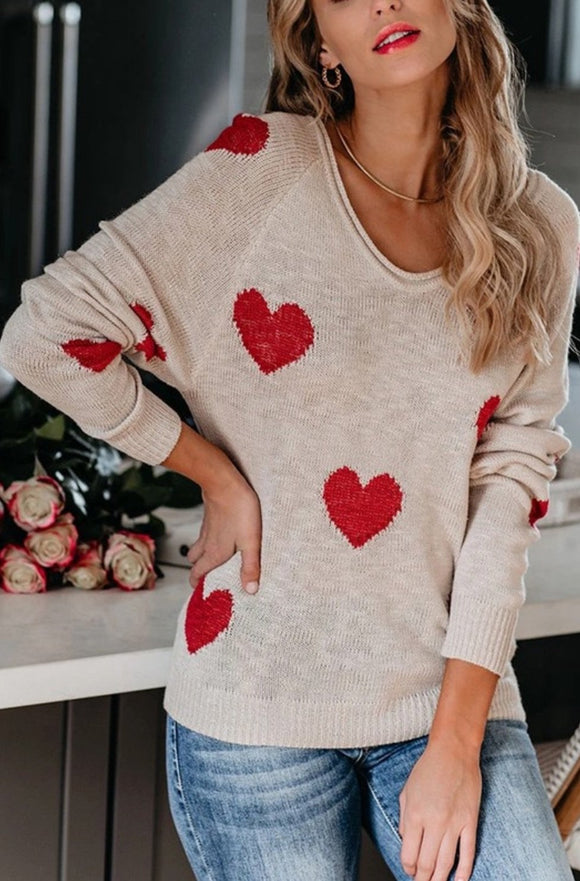 Be Mine Sweater
