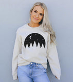 Women's / Unisex Camp forest Sweatshirt