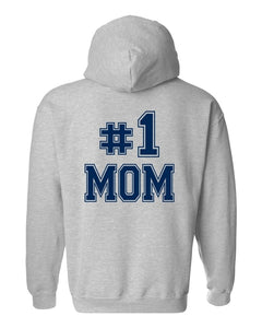 Women's Pullover Hoodie Everybody Knows I'm #1 - Hoku Gallery
