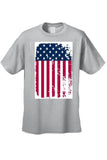 Unisex Freedom Proud to be an American USA Flag - Hoku Gallery