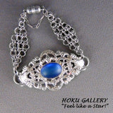Filigree Chainmaille Bracelet - Hoku Gallery