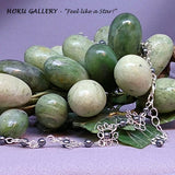 Wire wrapped, Vintage Hematite Necklace / Choker - Hoku Gallery