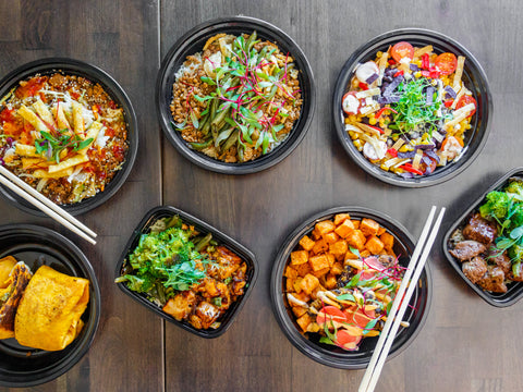 LIFESTYLE PACKAGE - 10 Yummy Bowls + 5 Yummy Breakfasts