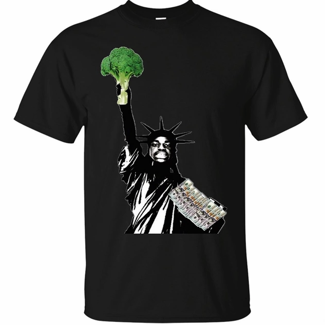 Kodak Black Broccoli T-Shirt