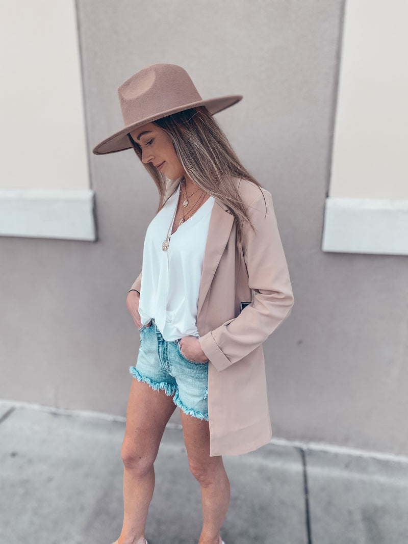 The Kourtney Blazer