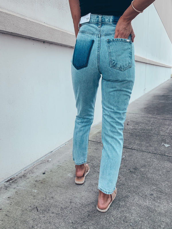 Vintage Girlfriend Denim