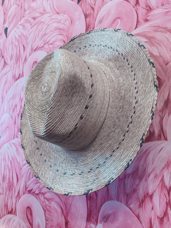 Pinto Rancher Hat