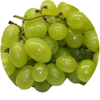 Green Grapes<br>Seedless