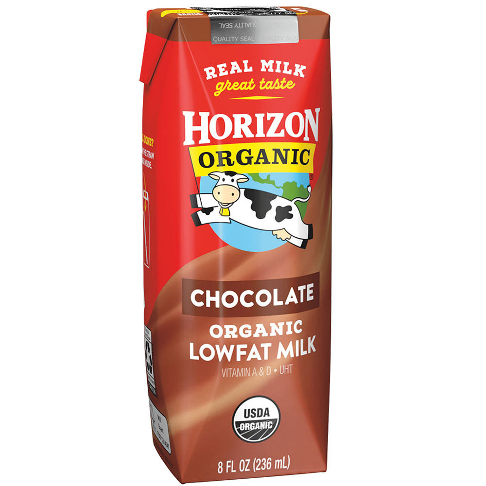 Horizon Organic Chocolate Milk Box