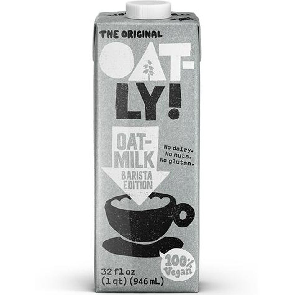 Oatly Oatmilk<br>Barista Edition