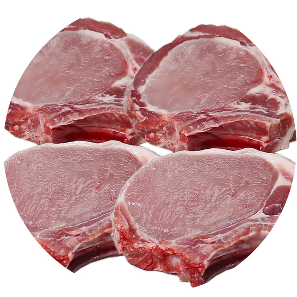 Pasture Raised Pork Chops