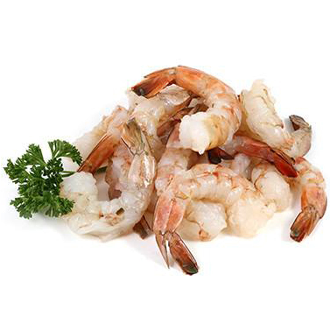 Wild Jumbo Shrimp (21-25/pound)