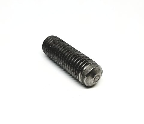 "1""-8 Mild Steel Full Thread ARC Stud"