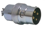 R&S Control Cable Connectors 4 Wire