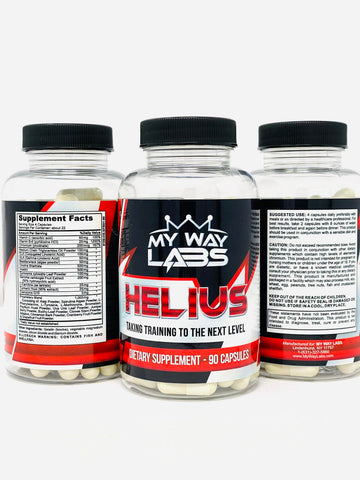 Helius Fat Burner