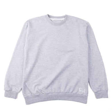 Heather Grey Crewneck