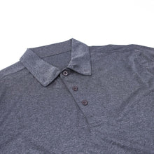 Premium Heather Graphite Polo
