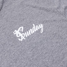 "Heather Grey ""Swing"" Tri-Blend T-Shirt"