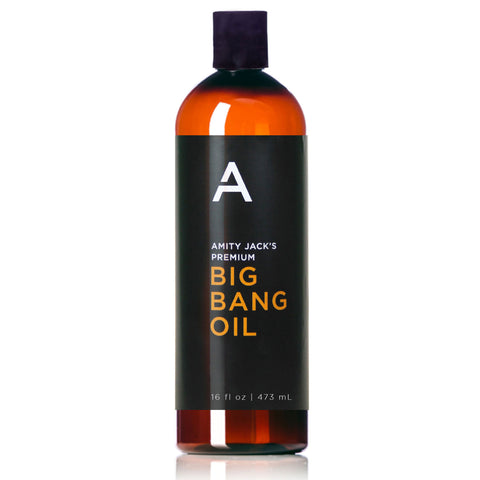 Premium BIG BANG Oil - Silicone-based Lubricant | 16 oz.