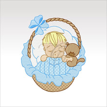 Sleeping Babies - 10 Designs 4 X Inch (10 Cm) Baby 3